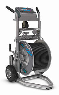 DrainSteer Jet-Powered Drain Inspection
