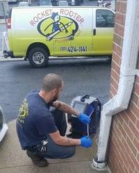 Rocket Rooter Plumbing MyTana customer spotlight Tyler Pettinger 180517