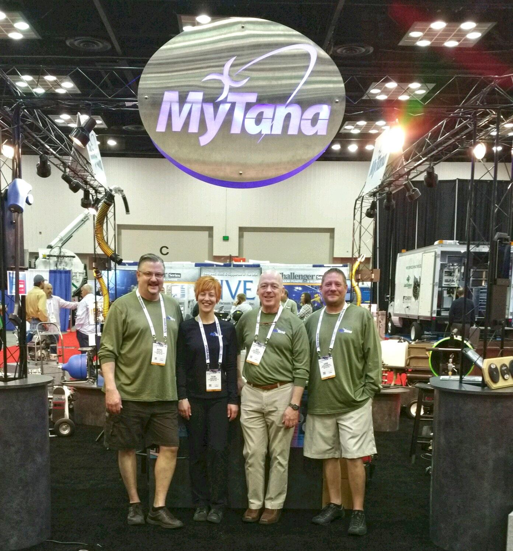 Find MyTana at WWETT 2018, Booth 2432