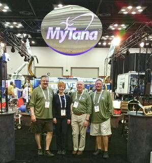 Find MyTana at WWETT 2018, Booth 2432