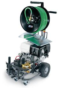 MyTana's M30 Gas-powered Drain Jetter