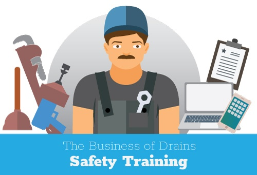 Safety Training for Drain Cleaning and Plumbing Businesses